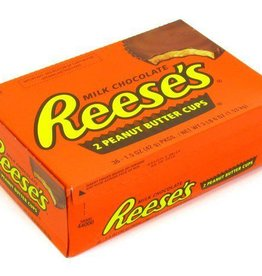 HERSHEY FOODS Reese Peanut Butter Cup, 36ct. Box