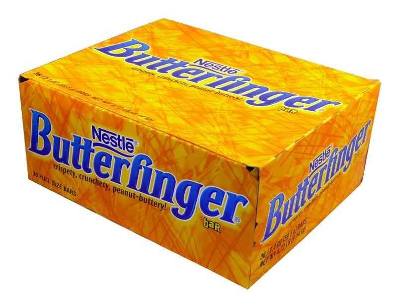 NESTLE USA INC Butterfinger, 36ct. Box