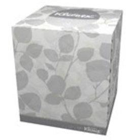 Tissue, Kleenex Cube Box (21270) 36/95ct. Case