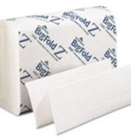 Georgia-Pacific Multi-Fold Towel, BigFold Z  White 10/220ct. #20887
