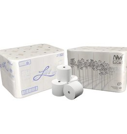 Solaris Paper Toilet Tissue, Nvi LoCor Coreless Tissue