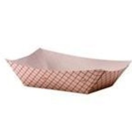 HUHTAMAKI INC Food Tray, 3lb Paper 250ct. Sleeve