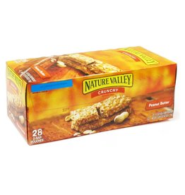 Nature Valley, Peanut Butter Granola Bar 28ct. Box