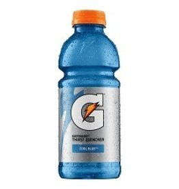 Gatorade Cool Blue Raspberry, 24/20oz. Case