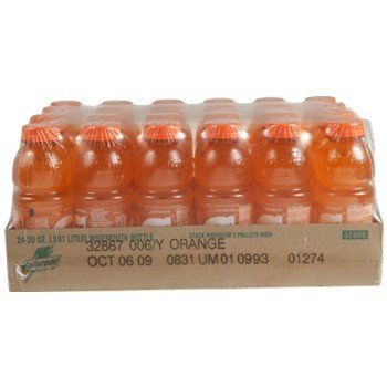 Gatorade Orange, 24/20oz. Case