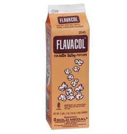 Popcorn Seasoning, Flavacol Salt 2lb. Carton