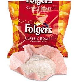 Procter & Gamble Folgers Filter Pack Regular, 40/.9oz. Case