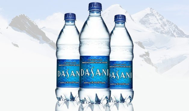 Dasani Dasani Water, 24/20oz. Case
