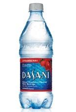 Dasani Dasani Flavored Water Strawberry 24/20oz. Case