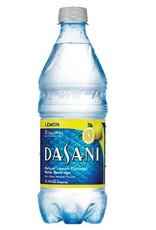 Dasani Flavored Water Lemon 24/20oz.  Case