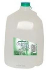Distilled Water, 3/1Gal. Case