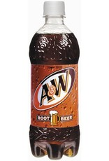 A&W Rootbeer, 24/20oz. Case