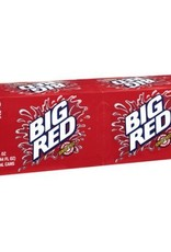 Big Red, 24/12oz. Case