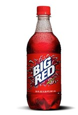 Big Red, 24/20oz. Case