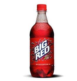 Big Red, 24/20oz. Case