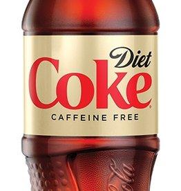 COCA COLA USA CF Diet Coke, 24/20oz. Case