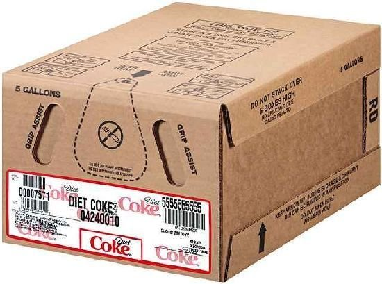 COCA COLA USA Diet Coke BIB 5gal.