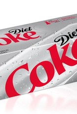 COCA COLA USA Diet Coke, 24/12oz. Case