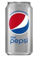 Diet Pepsi, 24/12oz. Case