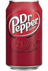Dr. Pepper, 24/12oz. Case