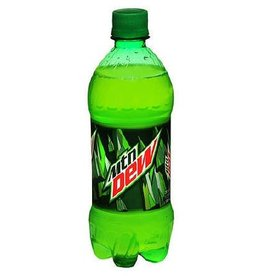 Mountain Dew, 24/20oz. Case