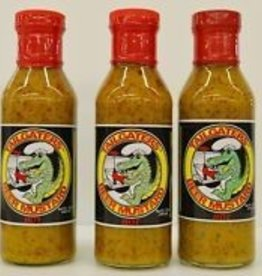 Tailgaters Beer Mustard Hot 12/15oz. Case