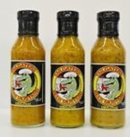 Tailgaters Tailgaters Beer Mustard Original 12/15oz. Case