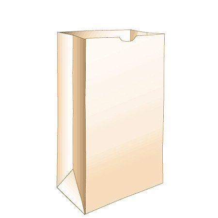 3lb. Brown Paper Bags  500ct.