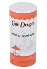 Diamond Crystal Sugar, Canisters 24/20oz. Case