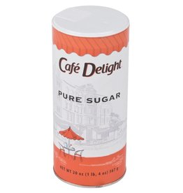 Sugar, Canisters 24/20oz. Case