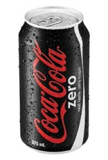 COCA COLA USA Coke Zero, 24/12oz. Case