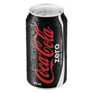 Coke Zero, 24/12oz. Case