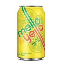 COCA COLA USA Mello Yello, 24/12oz. Case
