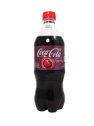 COCA COLA USA Cherry Coke, 24/20oz. Case