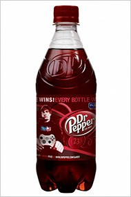 Dr. Pepper, 24/20oz. Case
