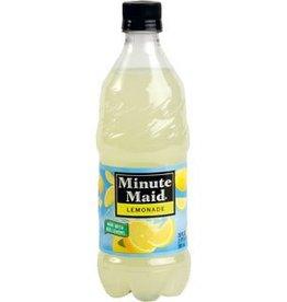 COCA COLA USA Minute Maid Lemonade, 24/20oz. Case