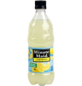 Minute Maid Lemonade, 24/20oz. Case