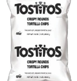 Tostitos, Rounds 8/16oz. Case.