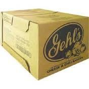 Gehl's Jalapeno Cheese 4/140oz. Case