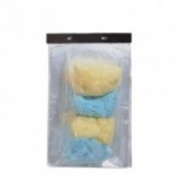 Gold Medal Products Co Cotton Candy Bags, 100ct. Pack