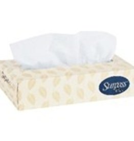Kimberly-Clark Tissue, Facial Tissue Surpass (21340) 30/100ct. Case