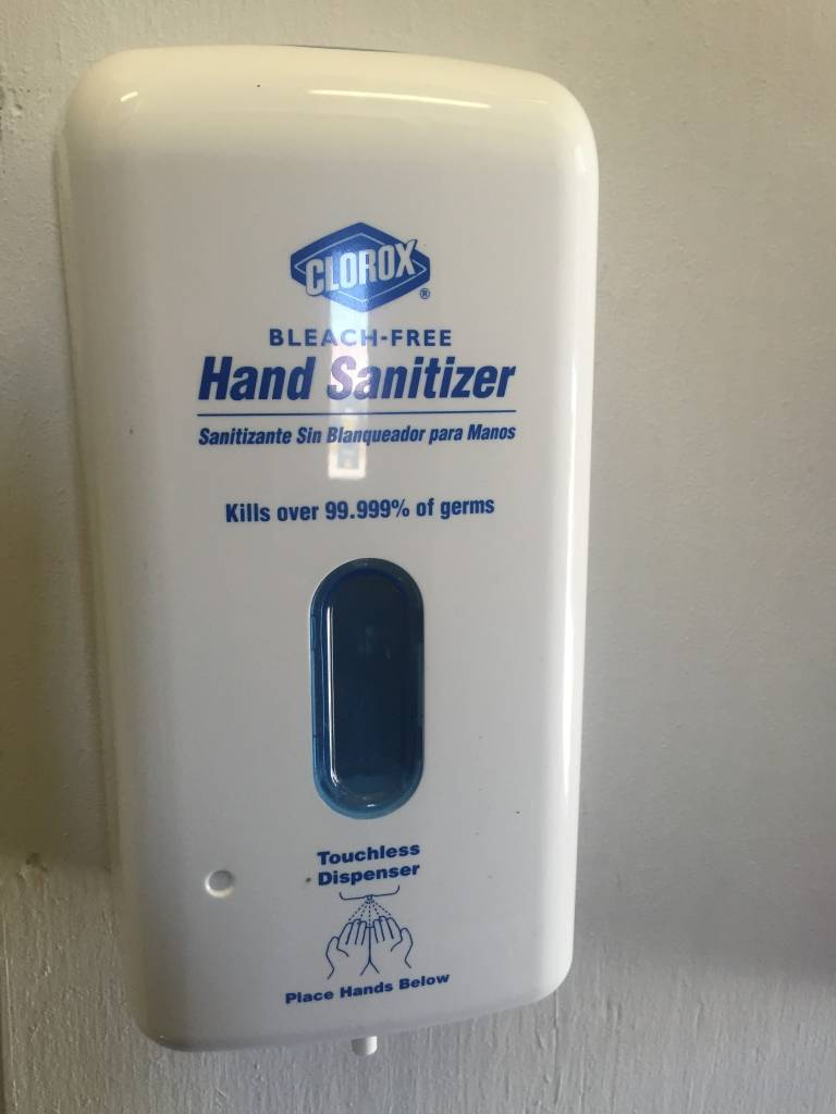 Clorox Clorox Anywhere Hard Surface Hand Sanitizer Dispenser