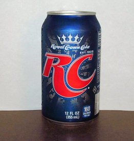 RC Cola, 24/12oz. Case