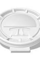 Lids, 10-24oz. White Plastic Lid LHRL 100ct. Sleeve