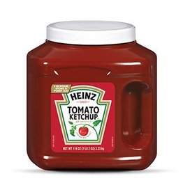 Ketchup, Heinz #10 Plastic Jug