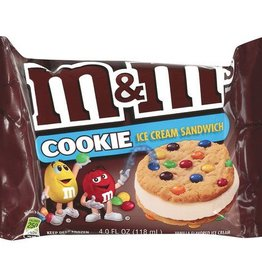 M&M Ice Cream Sandwich 24ct.