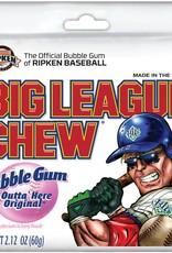 FORD GUM Big League Chew, Regular 12ct. Box