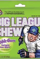 Big League Chew, Sour Apple 12ct. Box