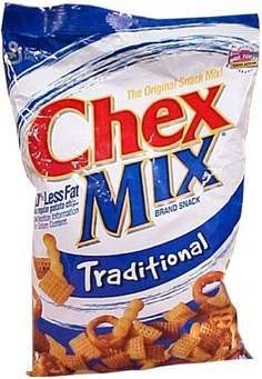 Chex Mix Traditional, Bag