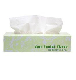 Nova2 Tissue, 2-Ply Facial Tissue 100ct. Box